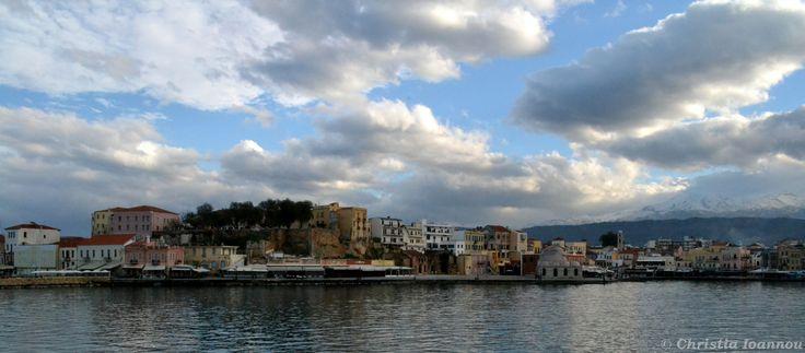 @ Chania, Crete  ~ Ακτή Κουντουριώτη