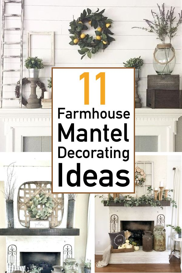40++ Fireplace mantel decor ideas ideas in 2021