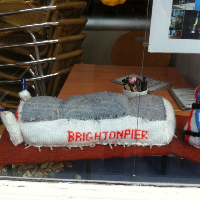 Knitted Brighton