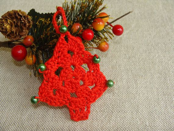 Christmas Tree Pattern, Crochet Christmas Tree, Christmas Decoration, Christmas Ornament, Christmas Home Decor, Christmas Tree Decor