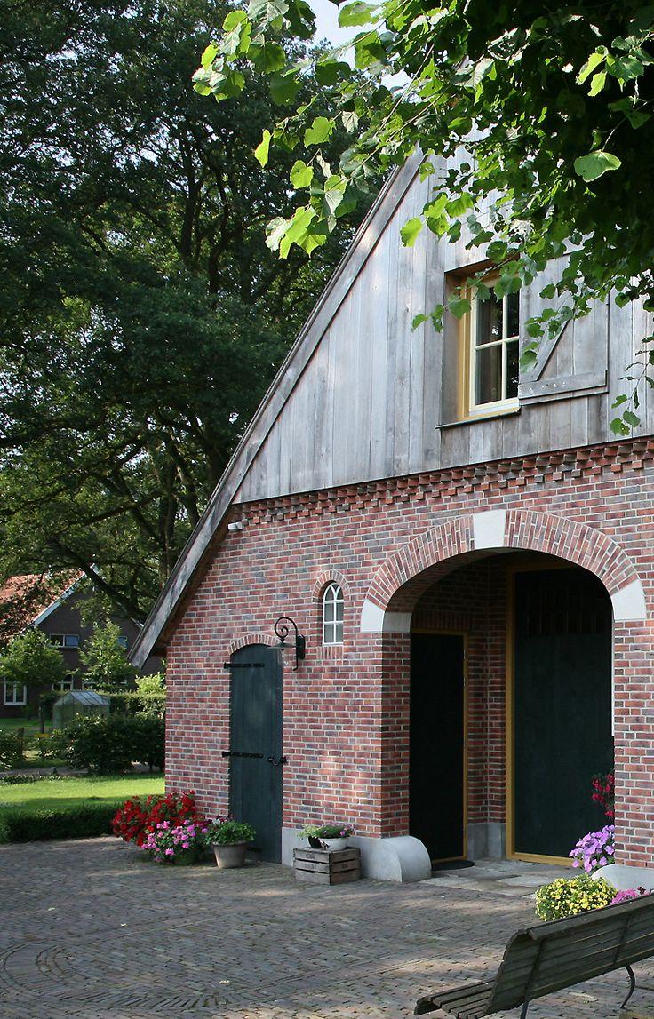 Boerderij, Tubbergen, Twente, Overijssel.