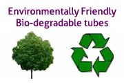 We are the only ones in the world to produce tubes from Sugarcane for Personal Care, Cosmetics and Pharmaceuticals which are 100% Recyclable with PE.