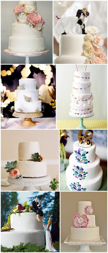 Unique Wedding Cake Toppers From Drab To Fab