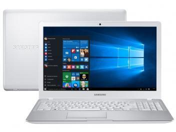 """de R$ 4.999,00 porR$ 4.499,00                     em até 10x de R$ 449,90 sem juros no cartão de crédito  ou R$ 4.274,05 à vista (5% Desc. já calculado.)   Notebook Samsung Expert X50 Intel Core i7 - 8GB 1TB LED 15,6"""" Placa de Vídeo 2GB Windows 10"""