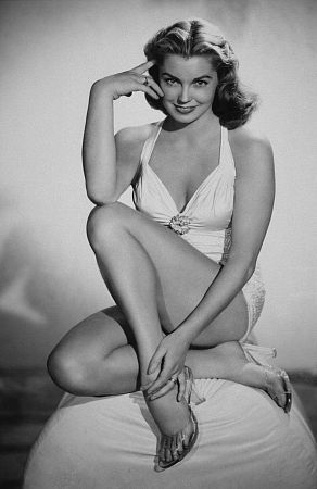 "Esther Jane Williams (born August 8, 1921) is a retired American competitive swimmer and MGM movie star. Williams made a series of films in the 1940s and early 1950s known as ""aquamusicals"", which featured elaborate performances with synchronized swimming and diving."