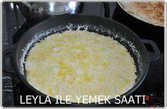 Kremalı Beyaz Peynirli Muhlama Tarifi