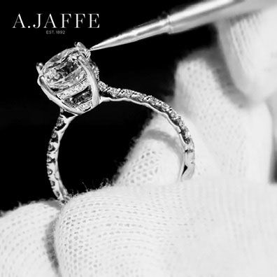 Proudly offering A. JAFFE!  This gorgeous ring can be yours.