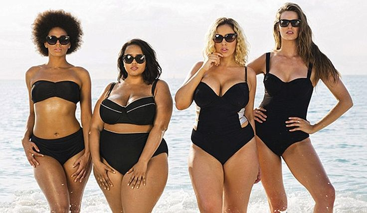 Plus-Size Models Recreate That Iconic Sports Illustrated Swimsuit Cover http://www.cosmopolitan.com/celebrity/news/plus-sized-swimsuits?link=byline&dom=glo&src=syn&con=slide&mag=cos