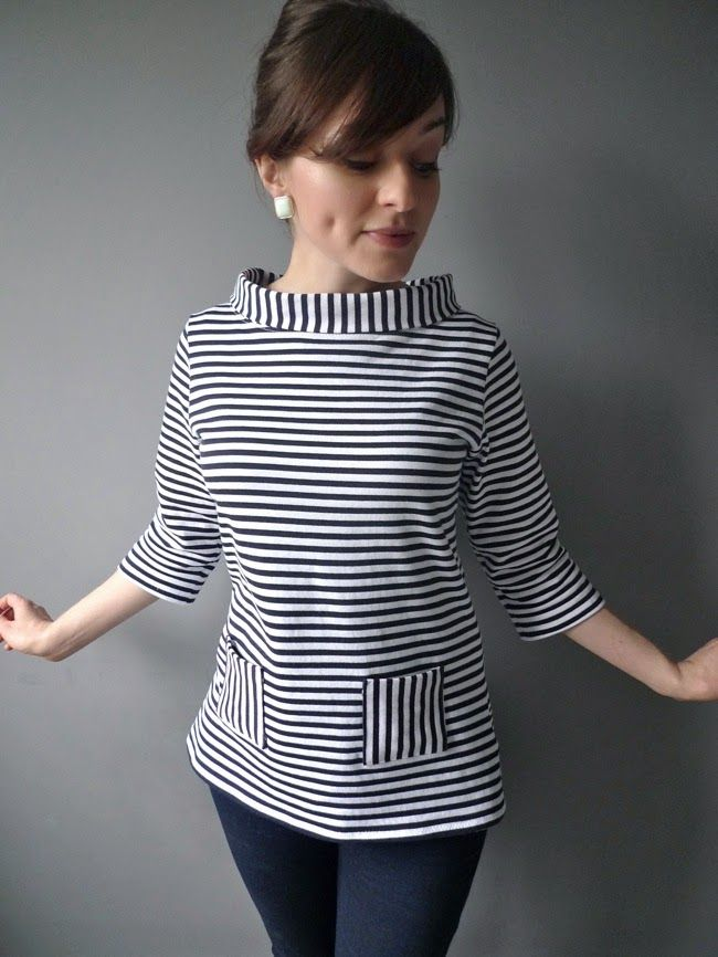 Sixties Stripe Coco