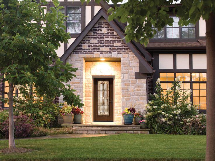 11 Best European Home Styles Images On Pinterest Fiberglass Entry