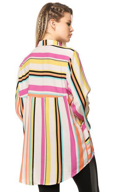 Camisa Multicolor FiveBlu