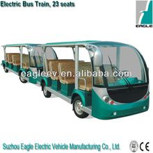 Electric Bus train, Electric Bus train direct from Suzhou Eagle Electric Vehicle Manufacturing Co., Ltd. in China (Mainland)