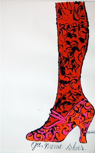 Google Image Result for http://www.susansheehangallery.com/large_images/48a2faa75157e/Warhol-Gee,-Merrie-Shoes-XA-03.5-9-.11-XM-07.6-p.jpg