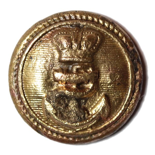 Royal Navy Button. – Metal Artifacts Hunter