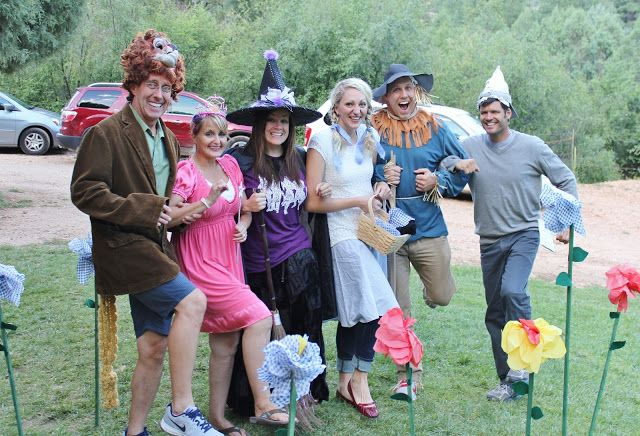 Wizard of Oz YW CAMP!
