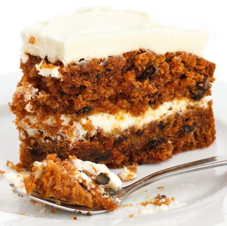 Carrot cake recipe desiccated coconut