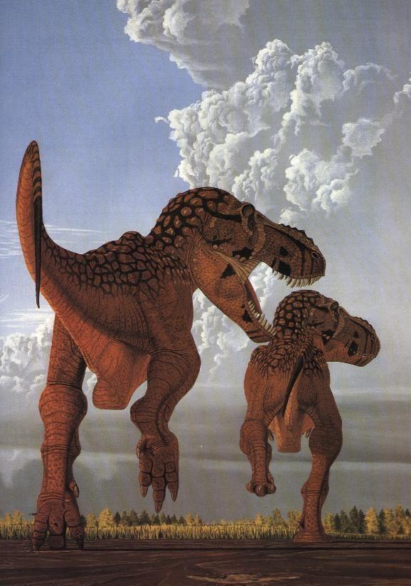 Image result for greg paul t. rex