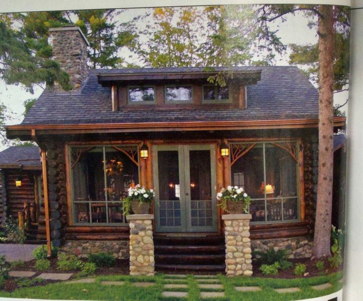 Beautiful Home Beautiful Homes Pinterest Cabin