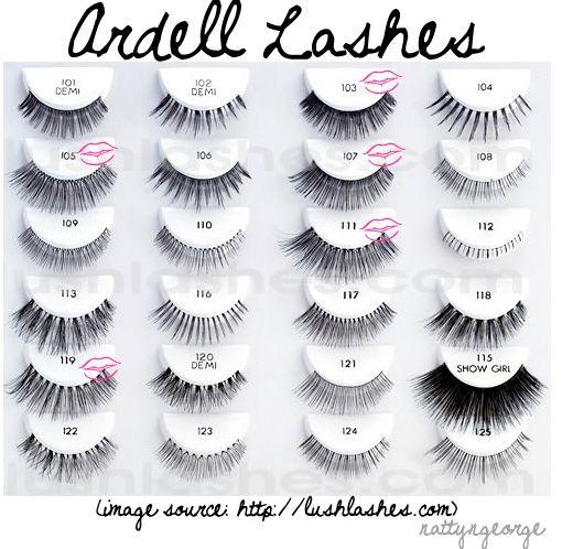 33b81e7dd04 False Eyelashes 101. (Where to purchase, Styles & brands I like, etc.) |  Makeup | Makeup, Ardell lashes, Makeup addict