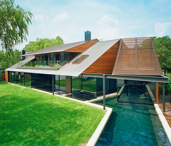 Best Lake Images On Pinterest Boat Dock Boat House And Dock - Awesome floating house shore vista boat dock by bercy chen studio