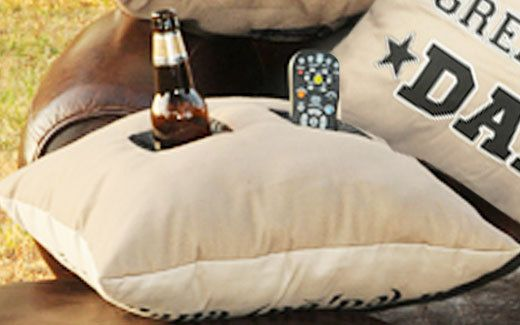 Gifts for Blokes - Pocket Pillow Mates, $39.95 (http://www.giftsforblokes.com.au/pocket-pillow-mates/)