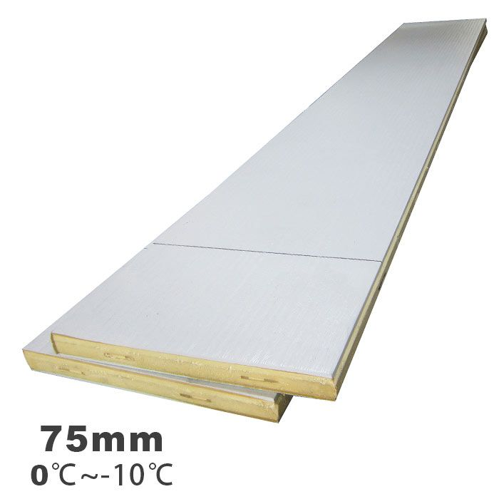 75mm Coolroom Panels Mail Sales At Yangtzecooling Com Cold Room Pu Panel Is Made Of Made Of Rigid Pu Polyurethane Foam Insulation Paneling Insulated Panels