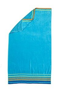 VENZIAN BORDER BEACH TOWEL