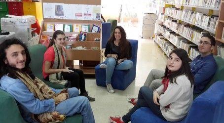 Cafés littéraires et échanges inter-établissements pour préparer le prochain Prix littéraire des lycéens du Liban au lycée Nahr-Ibrahim...
