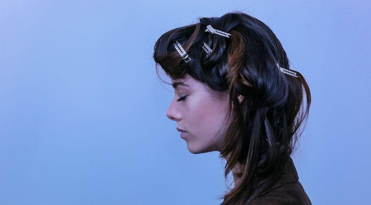 #hair #backstage #beauty Photo by Damien Nikora
