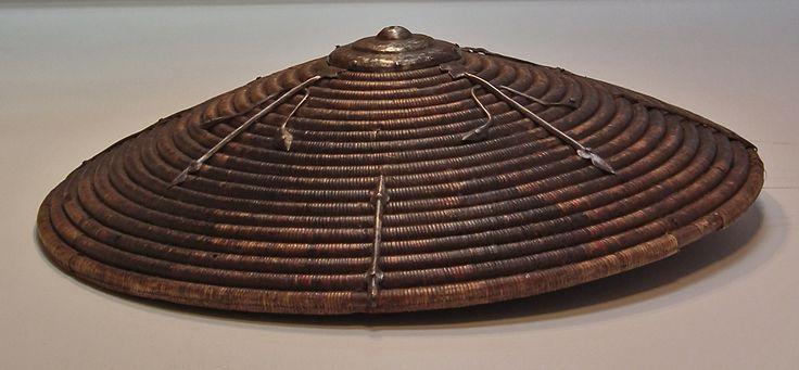 Kalkan- Persian/Mongol/Turkish/Polish wicker shield