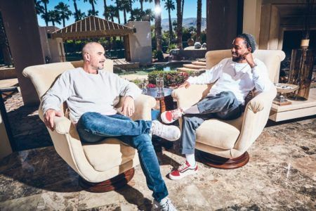 Kendrick Lamar sat down with Zane Lowe on Beats 1 today to chop it up about his new album, DAMN., influence of 2Pac, Jay Z and Eminem, bars, importance of making music that is timeless and much more