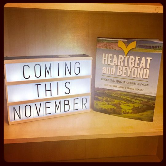 There's a nostalgic mood in the office this morning as we've got our hands on an advance copy of Heartbeat and Beyond… https://www.pen-and-sword.co.uk/Heartbeat-and-Beyond-Hardback/p/13596