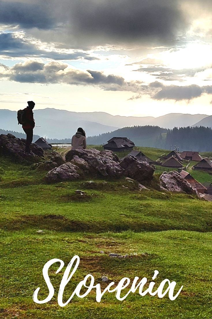 Jumping Back in Time in Velika Planina, Slovenia | Travel Dudes Social Travel…