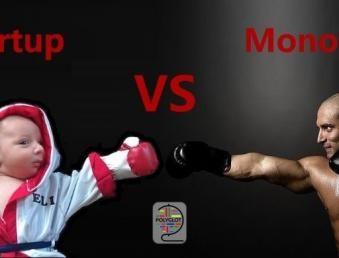 Стартап против монополии: руководство по выживанию