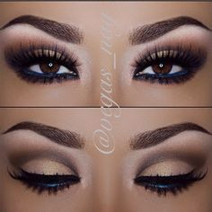 makeup looks for brown eyes   Google Search