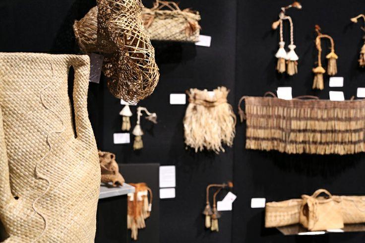 Hutia Te Rito - NZ Art Show 2013