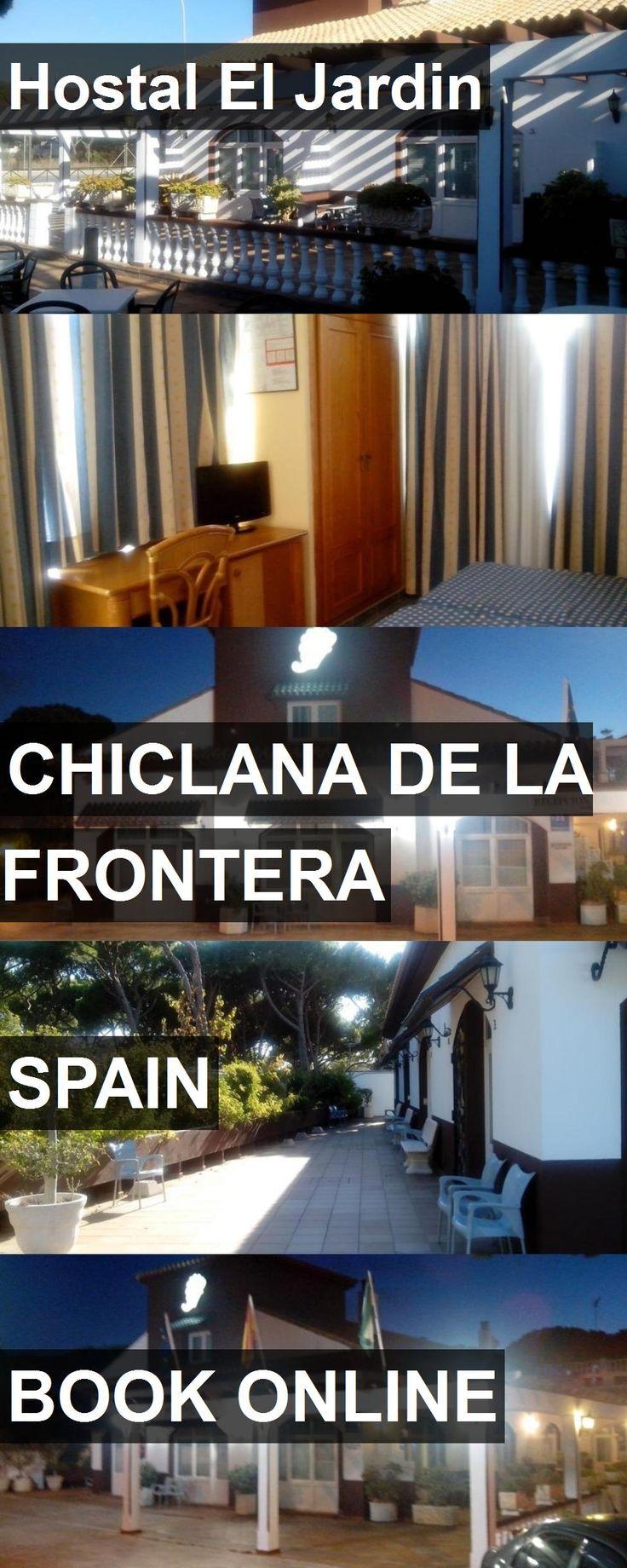 Hotel Hostal El Jardin in Chiclana de la Frontera, Spain. For more information, photos, reviews and best prices please follow the link. #Spain #ChiclanadelaFrontera #HostalElJardin #hotel #travel #vacation