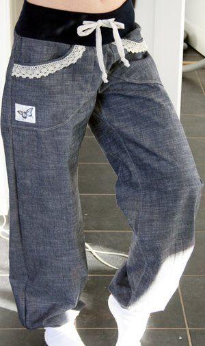 Jeans från blooming