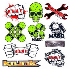 Get Your Cool Custom Truck Window Stickers At Cheap Rates Online - Custom stickers cheap