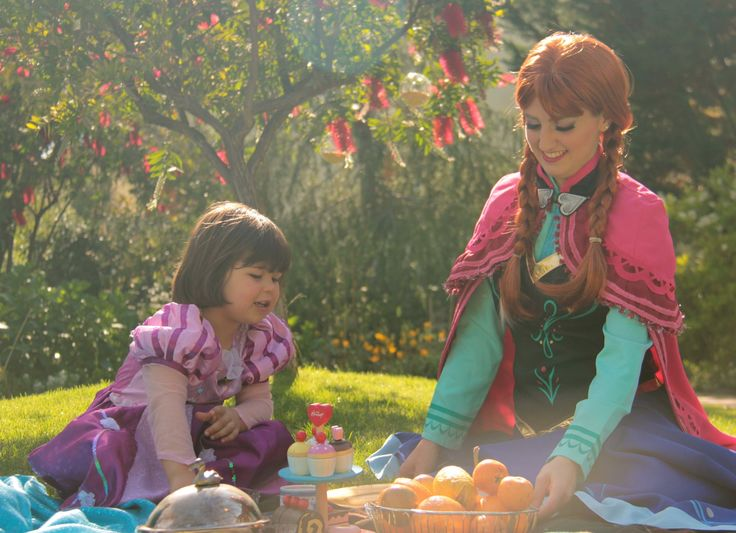 Tea Party with the Snow Princess! See our packages here: http://bit.ly/EAPrincessParties