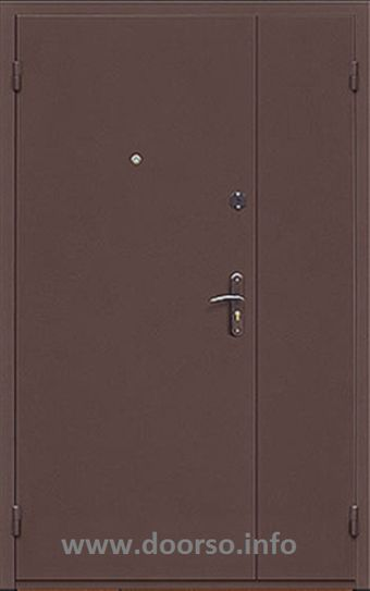 общие металлические двери Одинцово.