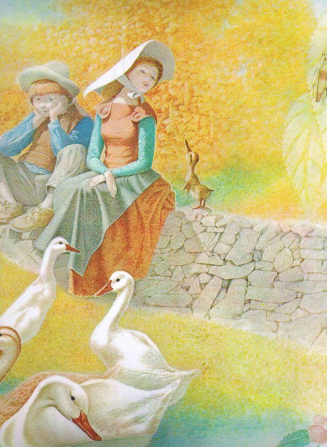 "Ugo Fontana (published under the pseudonym ""Uno""), illustration for ""La piccola…"