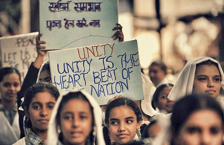 Secularism Needs a New Definition in India  #Humanism #India #Religions