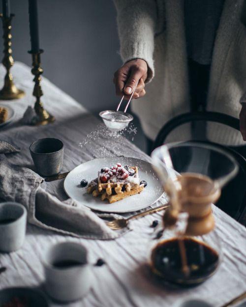 le plaisir de faire une belle table #style #hygge  #table #coffee #decoration #interiordesign #interior #home