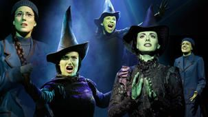 Wicked on Broadway: Talking to 15 wonderful witches A bunch of the Elphabas!