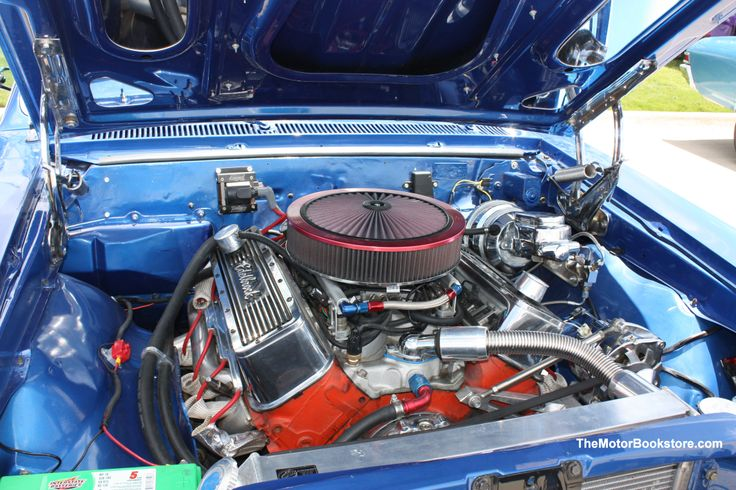 B A A Afa Bb Eb F on Supercharged Chevy 383 Crate Engines