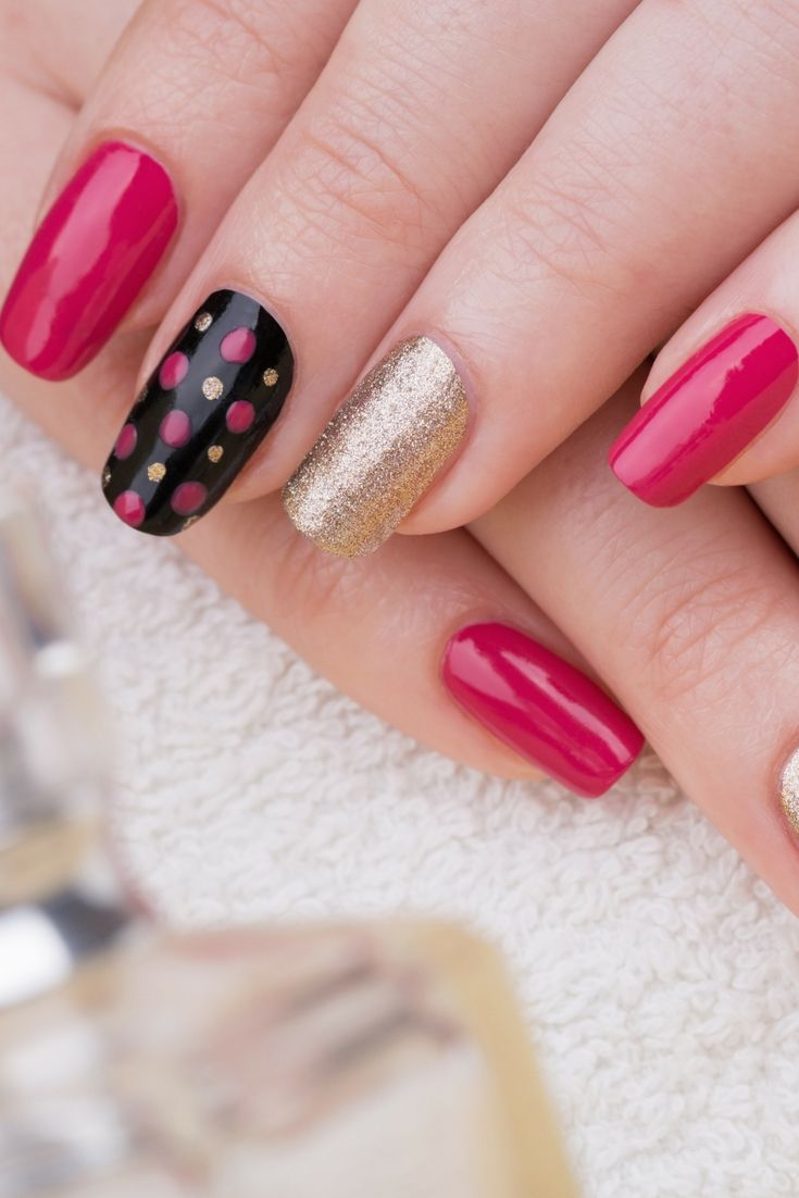 Fast And Easy Nail Art Designs For The Firsttimers  Nail Art