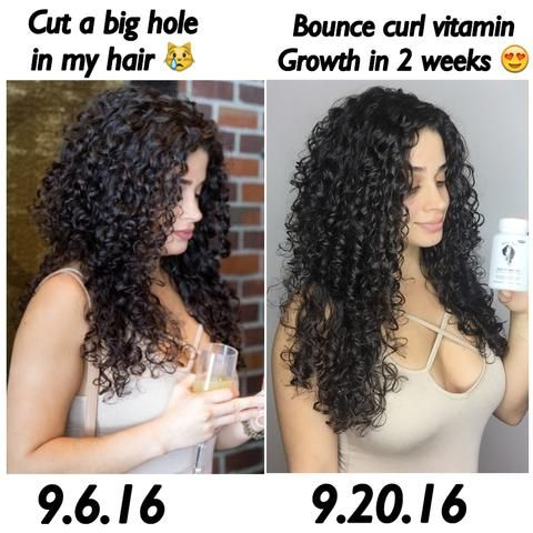 Bounce Curl Vitamins are formulated to give your body the proper nutrients to help strengthen ...