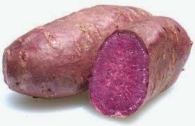 Manfaat Ubi Jalar Ungu Untuk Kesehatan. Bagi anda penggemar ubi , anda pasti akan tahu jika ubi itu ada yang berwarna ungu. Ya, Di balik warnanya yang ungu, ternyata menyimpan begitu banyak manfaatnya untuk kesehatan. Selain enak, berkhasiat pula....