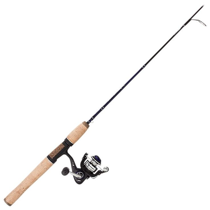 Browning fishing micro stalker rod and reel spinning combo for Micro fishing reel